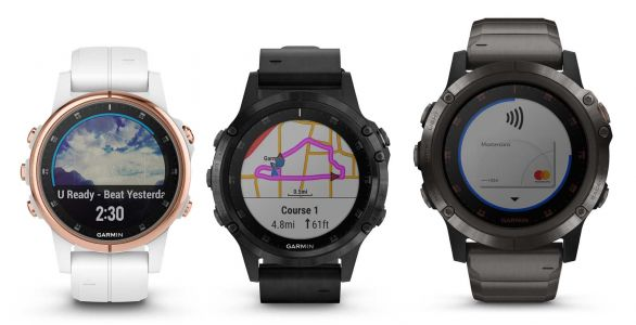 Garmin's Fenix 5 Plus watches help you survive mountain climbing