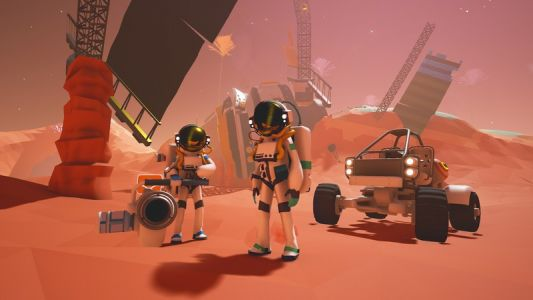 Astroneer's latest update overhauls vehicles on Xbox One and PC