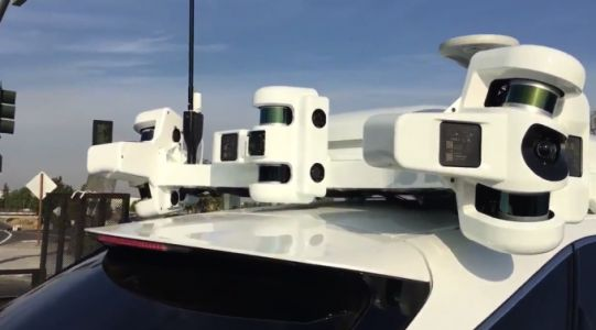 Apple could use machine learning to shore up LiDAR limitations in self-driving
