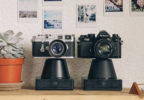 'Instant Magny 35' transforms your old film camera into a Polaroid