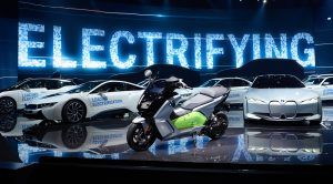 Best Electric Cars at the 2017 Frankfurt Auto Show