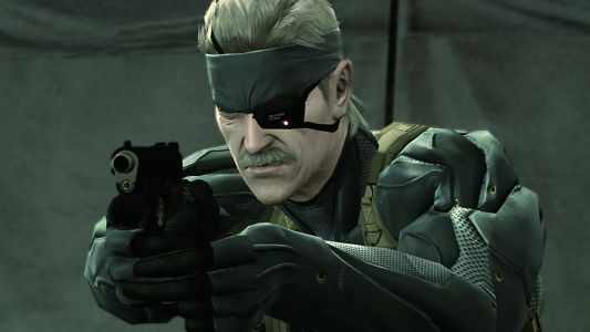 Oscar Isaac is the face of Snake for the Metal Gear Solid movie