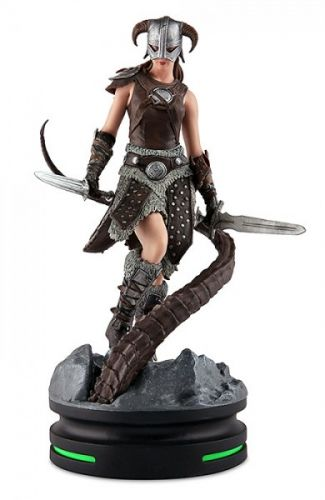 First Ever Statue Of Female Dragonborn From Skyrim Introduced