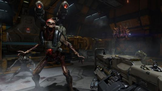 Doom On Nintendo Switch Framerate And Size Details