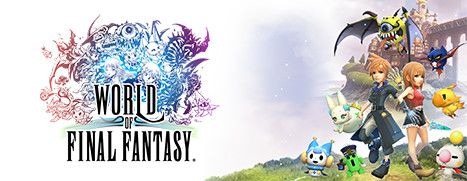 Now Available on Steam - WORLD OF FINAL FANTASY®
