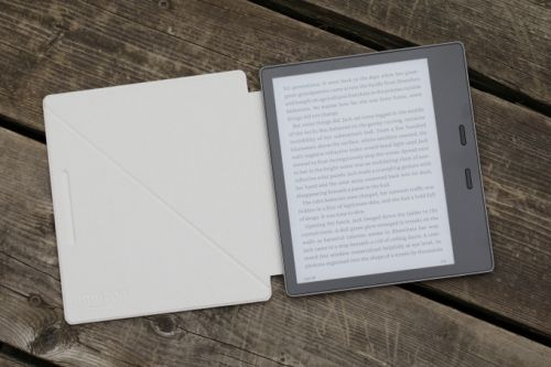 The new Kindle Oasis is my dream e-reader