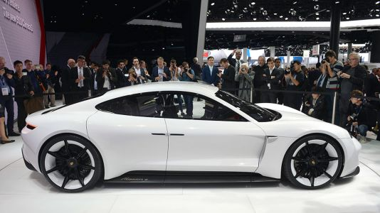 Porsche's Mission E pricing might give Tesla buyers pause