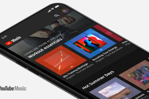 YouTube's streaming music service has begun to roll out