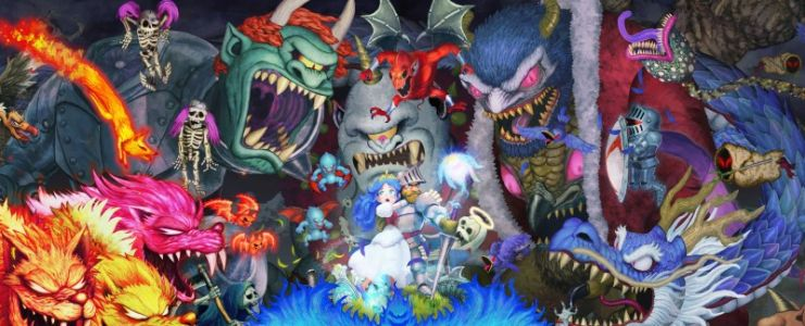 Ghosts 'N Goblins: Resurrection Review - The Beauty Of Nostalgia