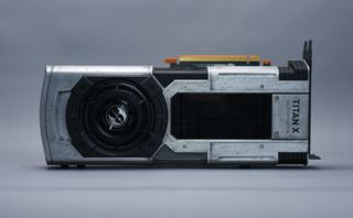 Nvidia Titan Xp Star Wars Collector's Edition hands-on review