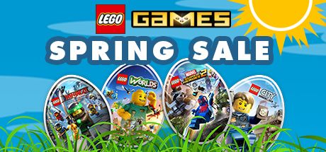 Weekend Deal - LEGO Spring Sale, up to 75% Off