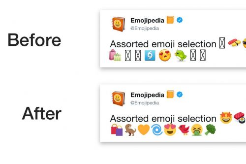 Twitter for Android is getting its own emoji because of fragmentation