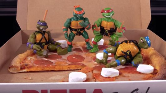 The Original TEENAGE MUTANT NINJA TURTLES Voice Cast Returns For a New Honda Commercial