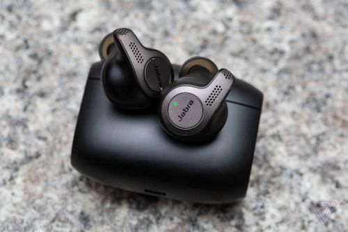 Jabra's excellent Elite 65t wireless earbuds are $40 off at Best Buy