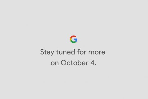 Google Pixel 2 event: How to watch online and what to expect