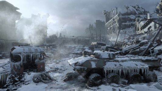 Metro Exodus features powerful weapons so that you can easily kill mutants