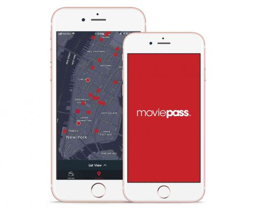 New MoviePass plan limits movies available to subscribers each day
