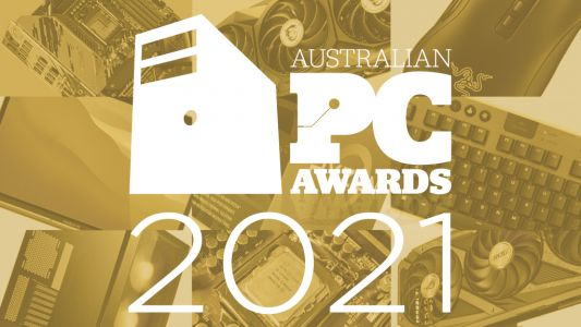 Welcome to the 2021 Australian PC Awards!