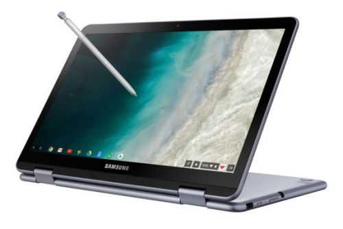 Samsung Chromebook Plus keeps the S-Pen and adds a second camera