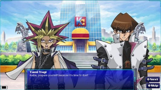 Yu-Gi-Oh! Legacy Of The Duelist: Link Evolution Comes Exclusively To Switch This Summer