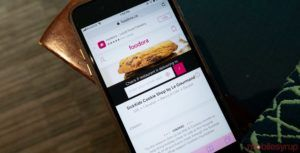 Foodora is delivering free Le Gourmand cookies for national cookie Day