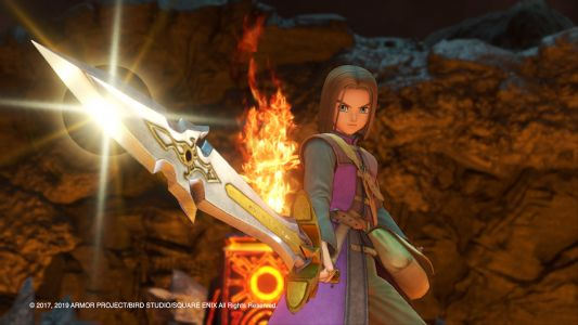 You Can Grab A Demo For Dragon Quest XI S: Echoes Of An Elusive Age - Definitive Edition On The Switch Eshop Right Now