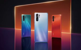Huawei P30 and P30 Pro renders leave nothing to the imagination
