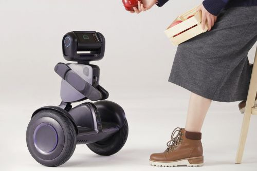 Segway's Loomo bot drives like a hoverboard and follows like a puppy