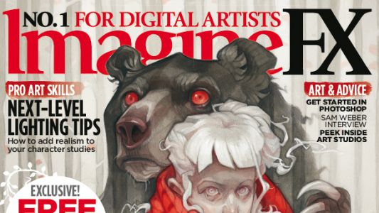 Learn the art of fantasy book illustration with ImagineFX