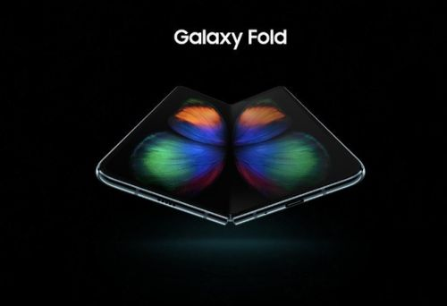 The official leather cover of the Samsung Galaxy Fold could cost about $135