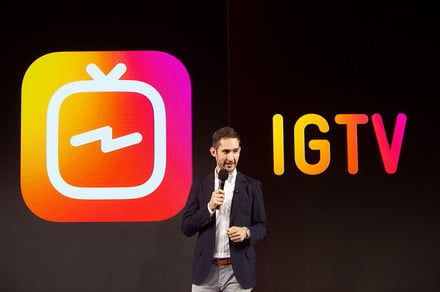 Instagram's IGTV is a new Stories-like home for vertical long-form videos