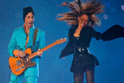 Prince's 1995-2010 catalog is streaming for the first time
