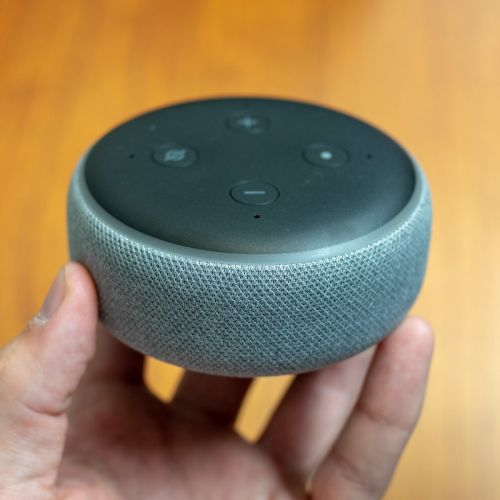 Snag two Echo Dot speakers for your home and save $40 instantly