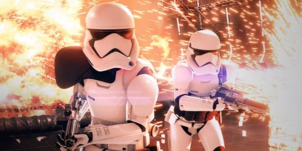 Play Star Wars Battlefront II For Free With EA Access