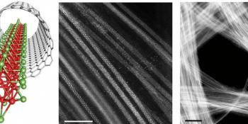 Atomically Quasi '1D' Wires Created Using Carbon Nanotube Template