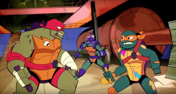 Rise of the Teenage Mutant Ninja Turtles Trailer Features Lots Of Action, Little Pizza