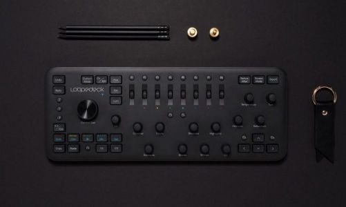 Loupedeck+ photo editing controller gets powerful update