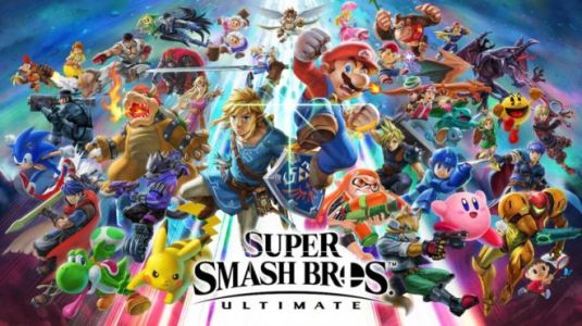 E3 2018:  Super Smash Bros Ultimate sur Switch fait le plein d'informations