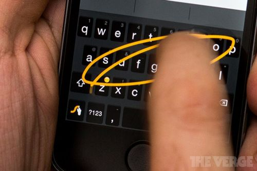 Swype keyboard has been discontinued