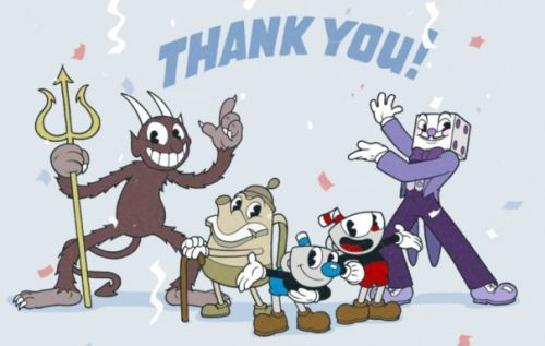 Cuphead hits platinum milestone with more than a million units sold
