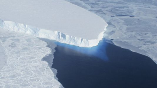 Scientists think a giant artificial wall propped up under Antarctica's ice sheets could stop catastrophic sea level rise