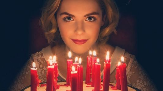 Wickedly Creepy Teaser Trailer For Netflix's CHILLING ADVENTURES OF SABRINA