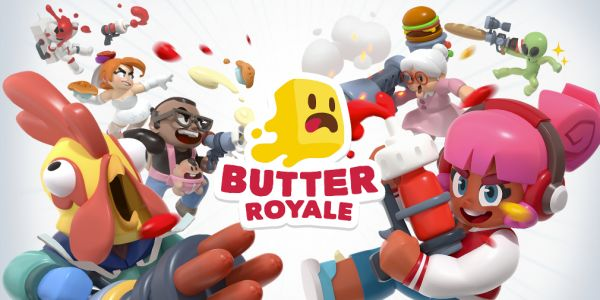 Butter Royale update introduces new weapon, time-limited events