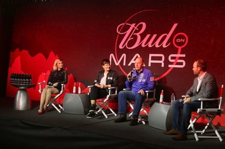 Budweiser begins space experiments to be first to brew beer on Mars