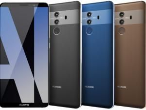 Huawei Mate 10 Pro Now Available In UK