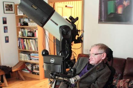 Stephen Hawking's last paper may lead to proof of a multiverse