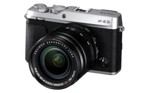 Fujifilm X-E3 woos smartphone users with touchscreen, Bluetooth