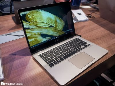 ASUS ZenBook 14 hands-on: The world's thinnest 2-in-1 laptop with discrete graphics