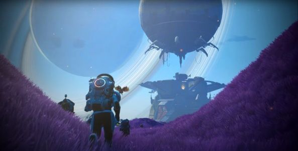 No Man's Sky Origins update expands the entire game universe