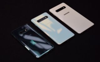 Galaxy S10 lineup official with barely any surprises in store